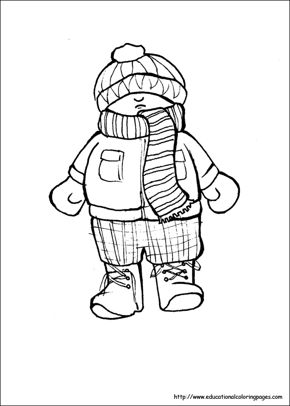 Free Coloring Pages for Kids - for all holidays